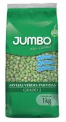 Jumbo_Arvejas Verdes