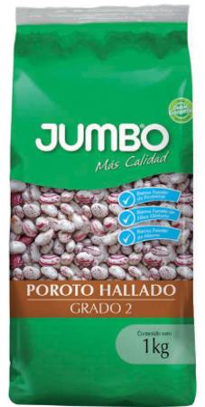Jumbo_Poroto Hallado