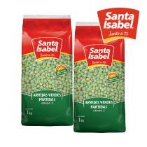 Sant Isabel Arvejas Verdes