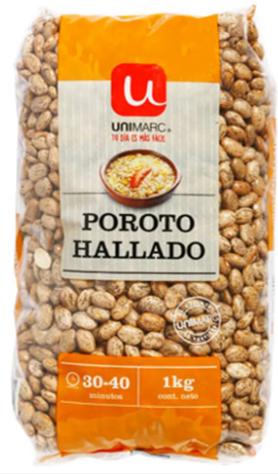Unimarc_Poroto Hallado